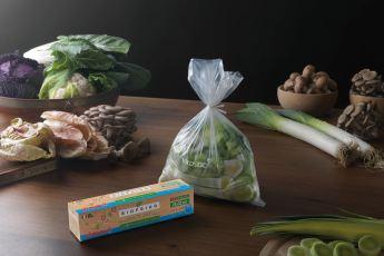 Sacchetto Biofrigo con verdura invernale
