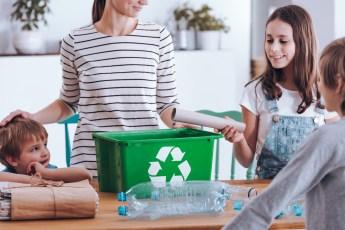 sostenibilità riciclo della plastica