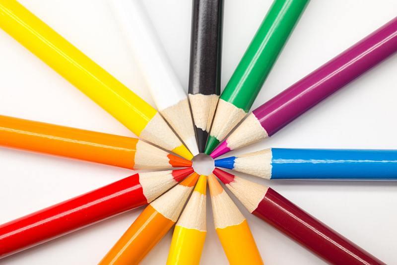 errori più comuni nella raccolta differenziata, matite