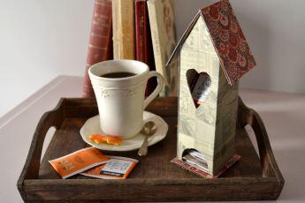 casetta porta bustine da tè