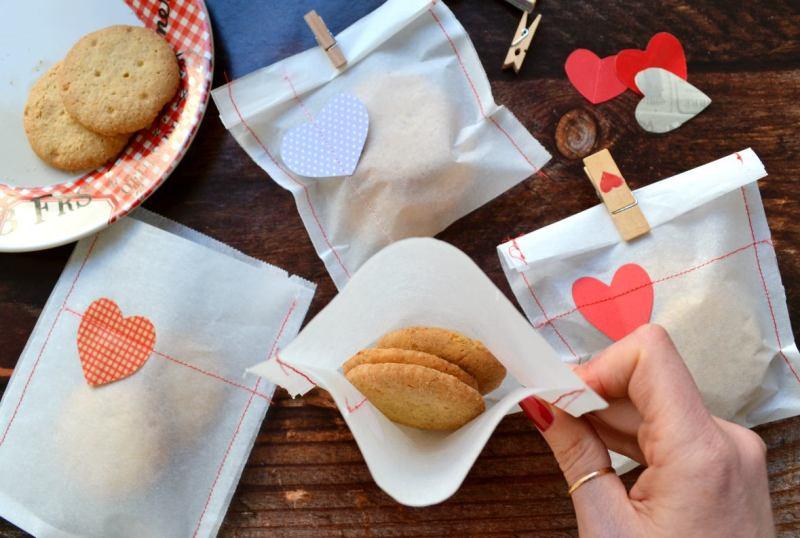 sacchetti porta biscotti tutorial