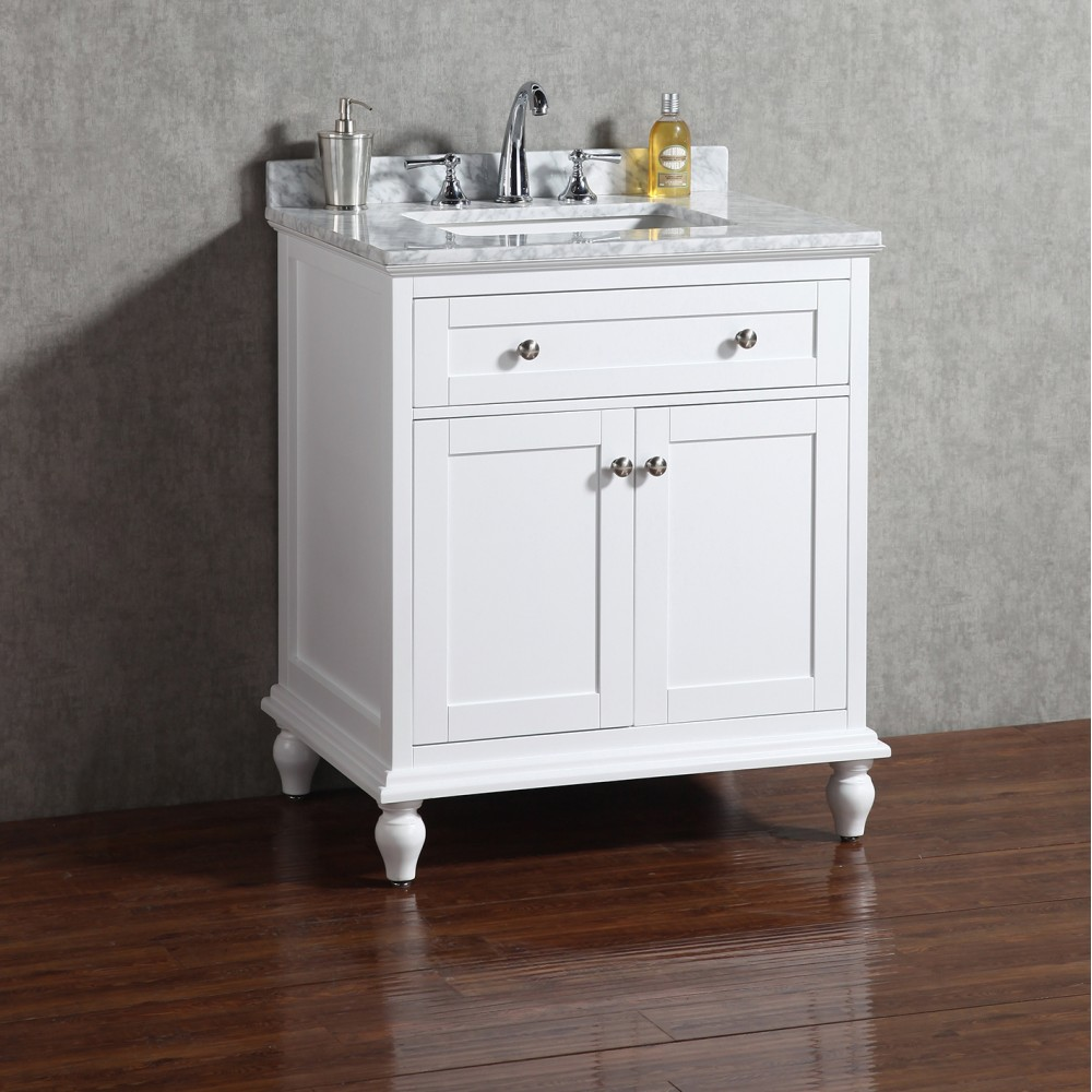 Yasmine Floor Mount 30 Vanity Freestanding Bathroom Vanities Toronto Canada Virta Luxury