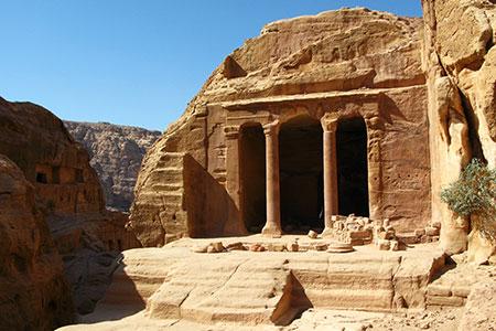 Petra, the Garden Temple Complex