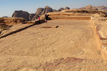 33.- Petra, the High Place of Sacrifice