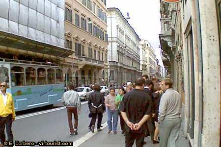 5/42.- Rome, Via del Corso