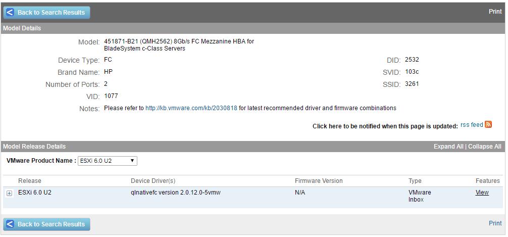 ESXi: How to find HBA/NIC driver/Firmware version-来自沈超飞的IT博客 第12张