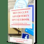 Ebook Met succes adverteren op facebook