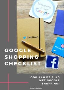 Google shopping ebook cover
