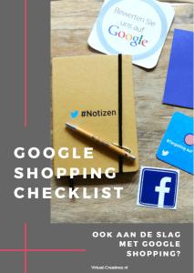 Google shopping ebook cover
