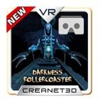 Darkness Roller Coaster (Google Cardboard)