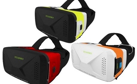 Yuanko VR (Mobile VR Headset)