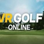 VR Golf Online (Oculus Rift)