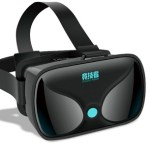 VR Athletics Person (Mobile VR Headset)