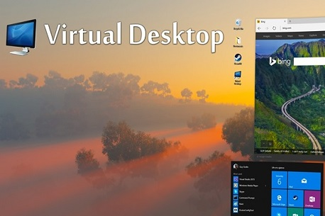 Virtual Desktop (Oculus Rift)
