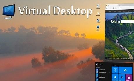 Virtual Desktop (Oculus Rift)