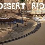 Desert Ride Coaster (Oculus Rift)