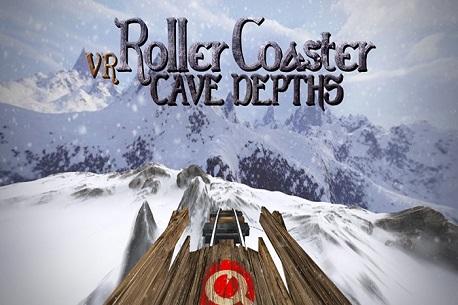 VR Roller Coaster: Cave Depths (Oculus Rift)