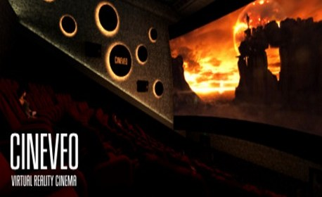CINEVEO – VR Cinema (Steam VR)