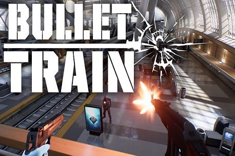 Bullet Train (Oculus Rift)