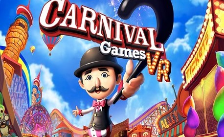 Carnival Games VR (Oculus Rift)