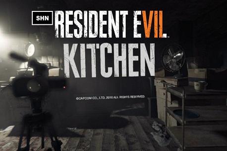 Kitchen (PSVR)