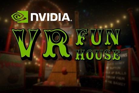 NVIDIA VR Funhouse (Oculus Rift)