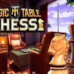 Magic Table Chess (Oculus Rift)
