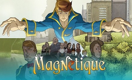Magnetique (Oculus Rift)