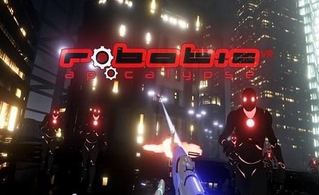 Robotic Apocalypse VR (Oculus Rift)
