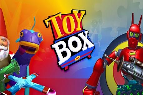 Toybox (Oculus Rift)