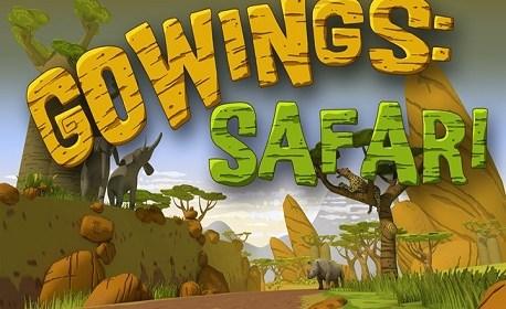 GoWings Safari (Oculus Rift)
