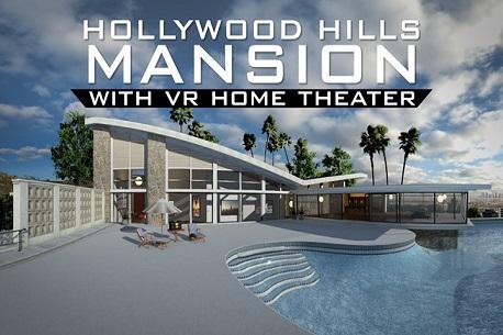 Hollywood Hills Mansion (Oculus Rift)