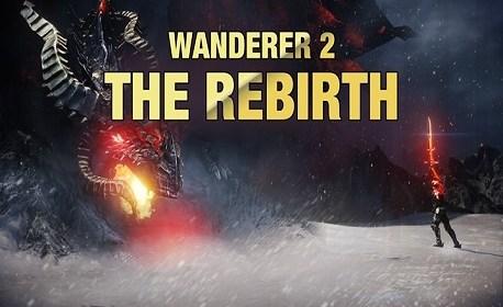 Wanderer2: The Rebirth (Oculus Rift)