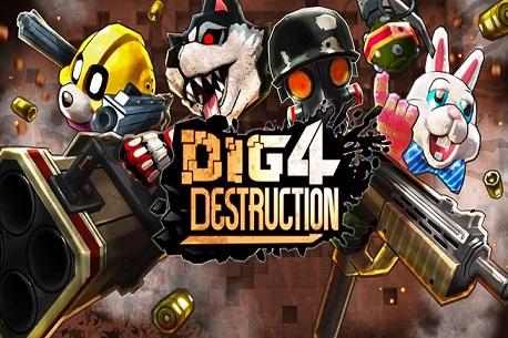 Dig 4 Destruction (Oculus Rift)