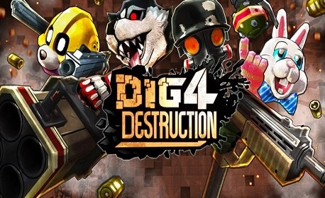 Dig 4 Destruction (Oculus Rift)