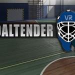 Goaltender VR (Oculus Rift)