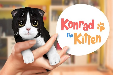 Konrad the Kitten (Oculus Rift)