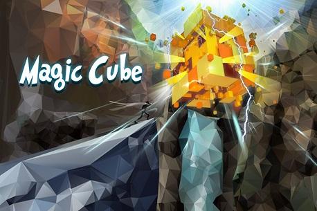 Magic Cube (Gear VR)