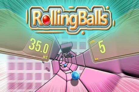 RollingBalls (Gear VR)