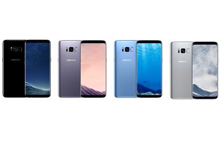 Samsung Galaxy S8 (Gear VR Compatible Smartphone)