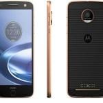 Motorola Moto Z Force (Google Daydream Compatible Smartphone)