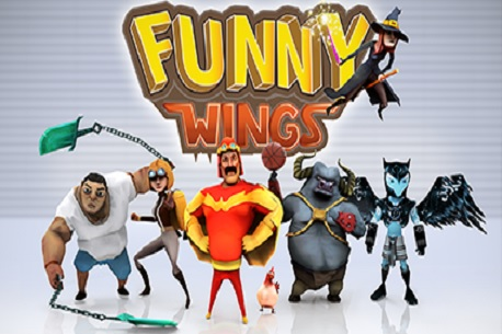 Funny Wings VR (Google Daydream)