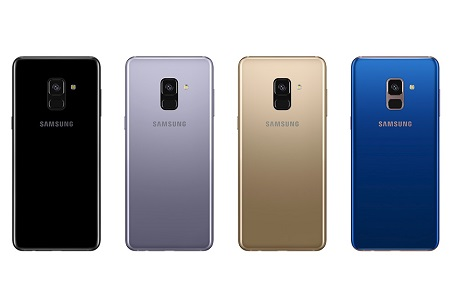 Samsung Galaxy A8+ (Gear VR Compatible Smartphone)