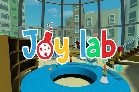 Joy Lab (Google Daydream)