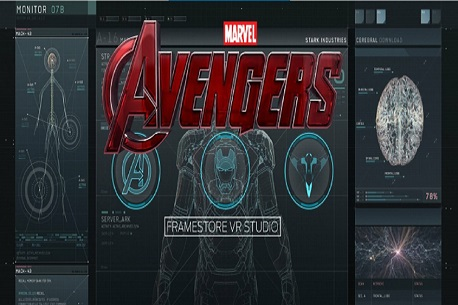 Marvel Avengers: Tony Stark's Lab (Gear VR)