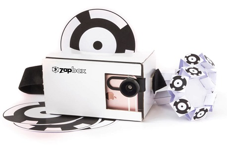 ZapBox (Mixed Reality Accessory)