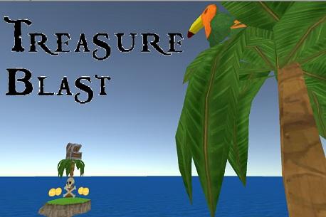 Treasure Blast (Google Daydream)