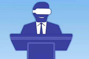 Conquer Your Fear of Public Speaking by Practicing in Virtual Reality