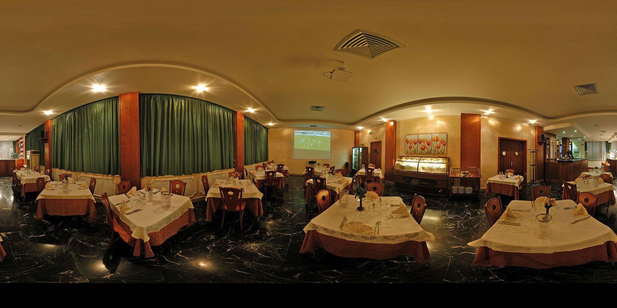 foto panoramiche alberghi ristoranti