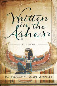 Written In the Ashes by K. Hollan Van Zandt